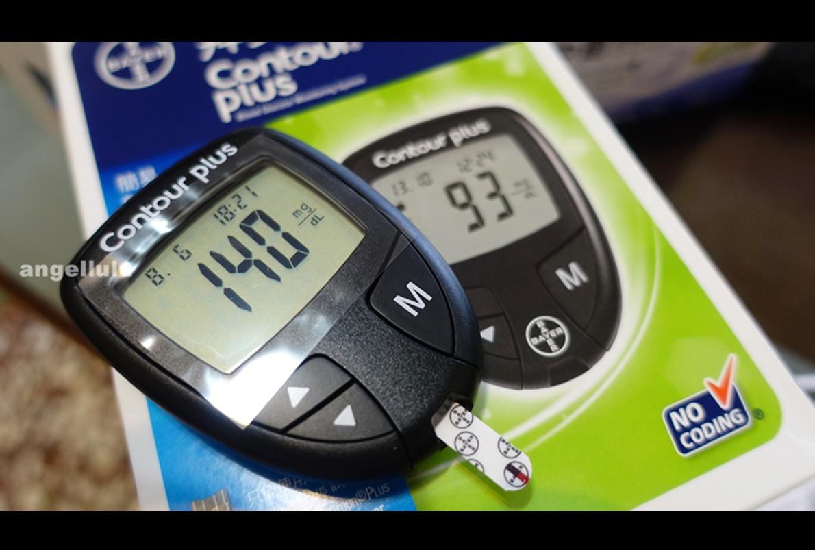 Contour plus優安進血糖機/拜安進血糖機,免調校儀器,攜帶方便快速簡單秒檢測~(附影片)