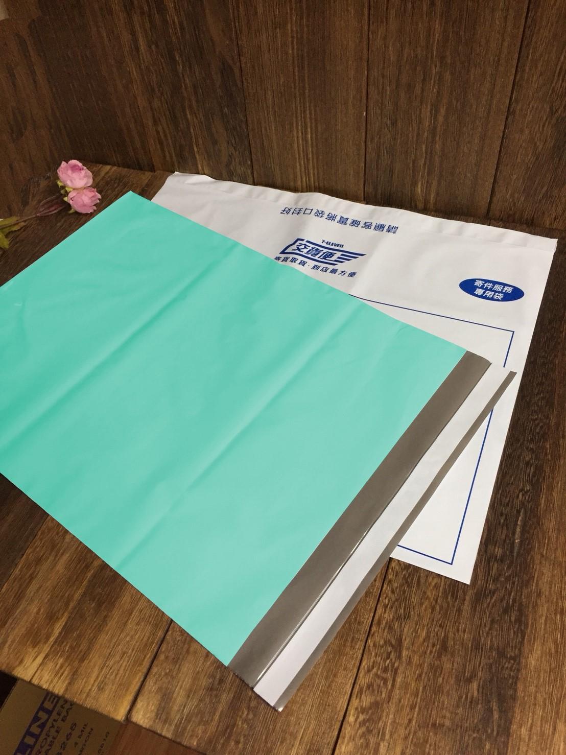 包裝袋 | 滿滿幸福感~蒂芬綠破壞袋